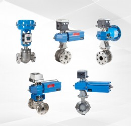 Metso�s Control Valve Offering