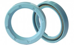 Freudenberg Sealing Technologies has now further developed Simmerrings, made of food grade materials, for use in the process industry.