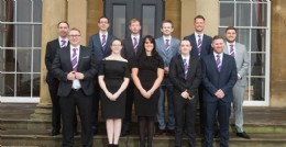 FLP Cohort 3 just prior to their AGM presentation to the BVAA membership