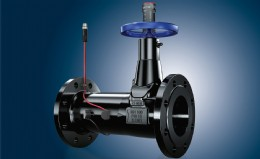 By using ultrasonic sensors, BOA-Control EKB and BOA-Control IMS EKB offer shut-off, balancing and measuring functions all in a single valve