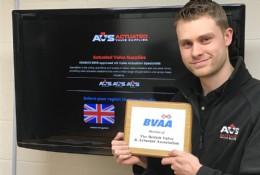 James McGregor (Operations Director), Actuated Valve Supplies