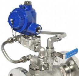 P05 DN50 PN16 stainless steel solenoid valve with ATEX Exd pilot