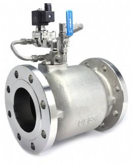 P05 DN100 PN16 stainless steel solenoid valve