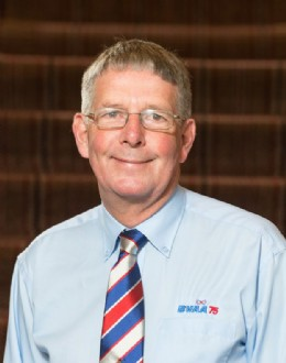 Martin Greenhalgh, BVAA Technical Consultant