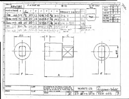 The engineer who designed the brackets on the original paper drawings has also completed the designs on the 3D mounting kits 30 years later!