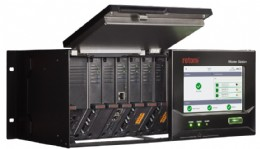 The Rotork Master Station is available in a hot standby configuration to provide built-in redundancy support
