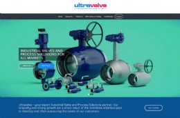 New user-friendly website from Ultravalve