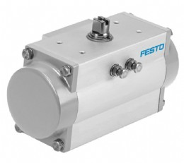 Quarter-turn actuator DFPD sets new standards in process automation