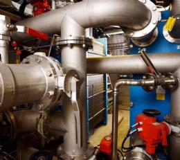 GEMU 490 in sludge recycling process