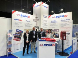 Just some of the BVAA members exhibiting at OE19