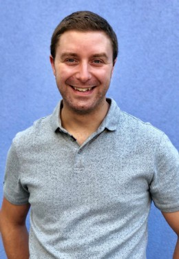 Dave Eyres - Regional Sales Manager