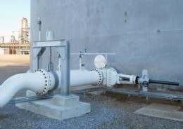 Rotork�s IQ3 electric multi-turn actuators are being used in a Navigator Terminals wireless network at its North Tees site.