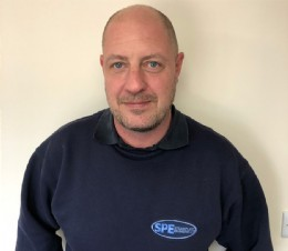 Alan Weetman, Steamplant Engineering's Service Manager