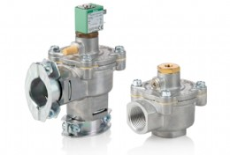 New ASCO™ Series 353 valve improves cleaning while cutting compressed air use and installation time