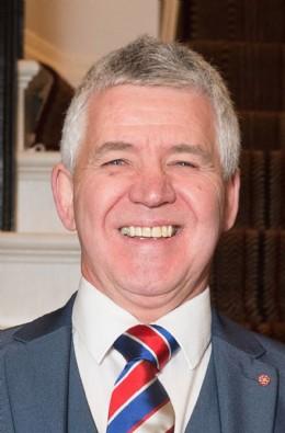 Dr Martin Haigh MBE, Lattitude7