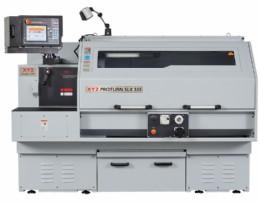 2 x XYZ 555 Proturn CNC Lathes