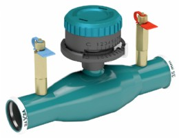 Vexve XTM Balancing Valve, Carbon Steel with Integrated Press Fit Connections