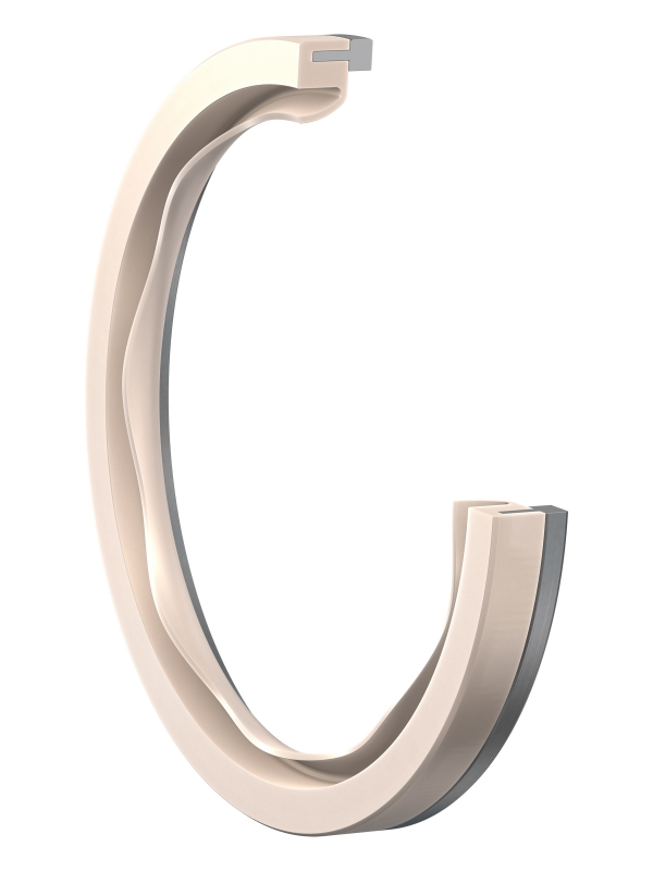 The Gerromatic radial shaft seal from Freudenberg features a wave-shaped sealing lip.