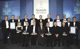 Seatrade Award Winners