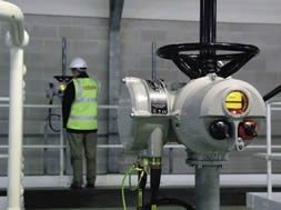 Rotork Completes Major Valve Actuation Upgrade At One Of