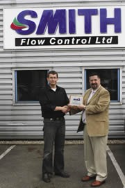 Ian McDonnell, Business Development Manager, Smith Flow Control