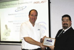Nigel Fitton of Precision 