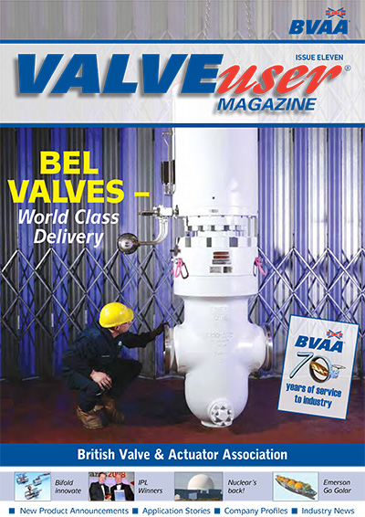 Valve and Actuator Articles by issue | Valve User Magazine